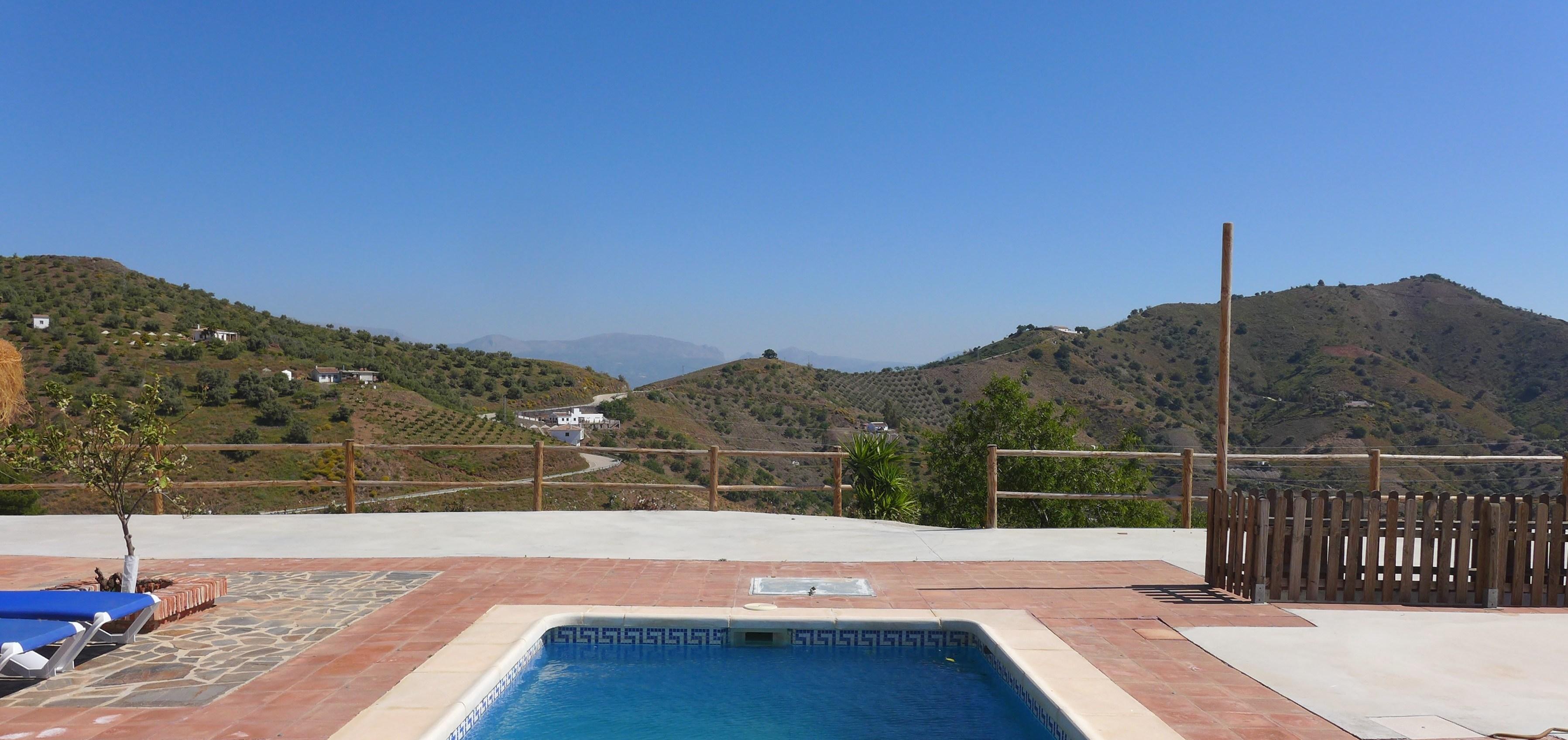 Andalusie vakantiehuis