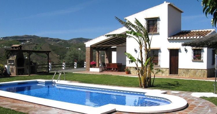 Vakantie Andalusië - villa bij El Borge