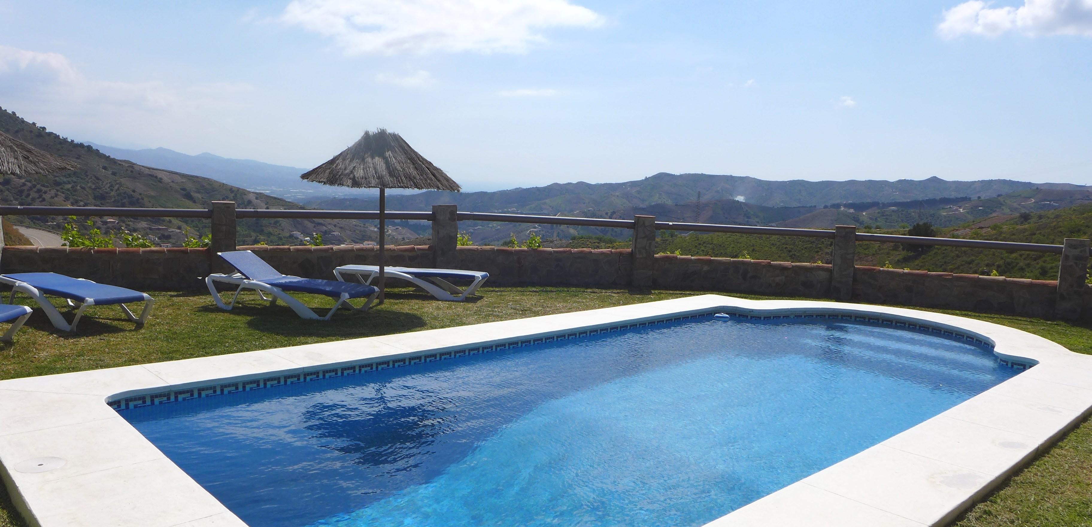 Vakantiehuis Andalusië Zuid Spanje