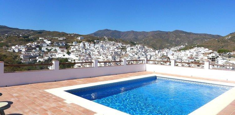 Vakantiehuis Almachar - vakantiehuis in Andalusië Zuid Spanje