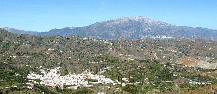 Even wandelen vanaf dit vakantiehuis in Zuid Spanje en er is een prachtig landschap te zien