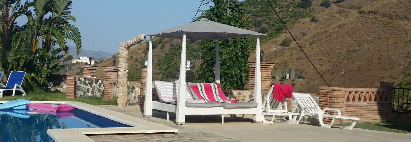 Villa Andalusië