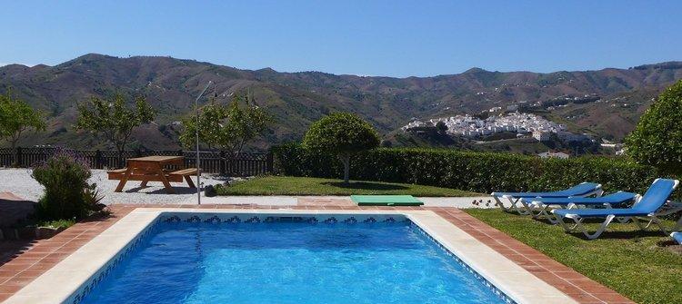 villa Andalusië Zuid Spanje