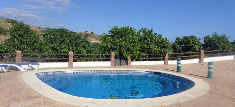 Villa Zuid Spanje Andalusië Almachar