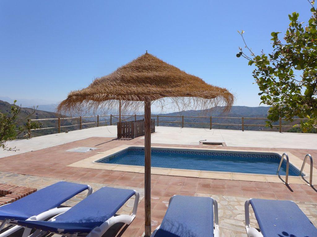 Casa La Carrera - Vakantiehuis Andalusië El Borge