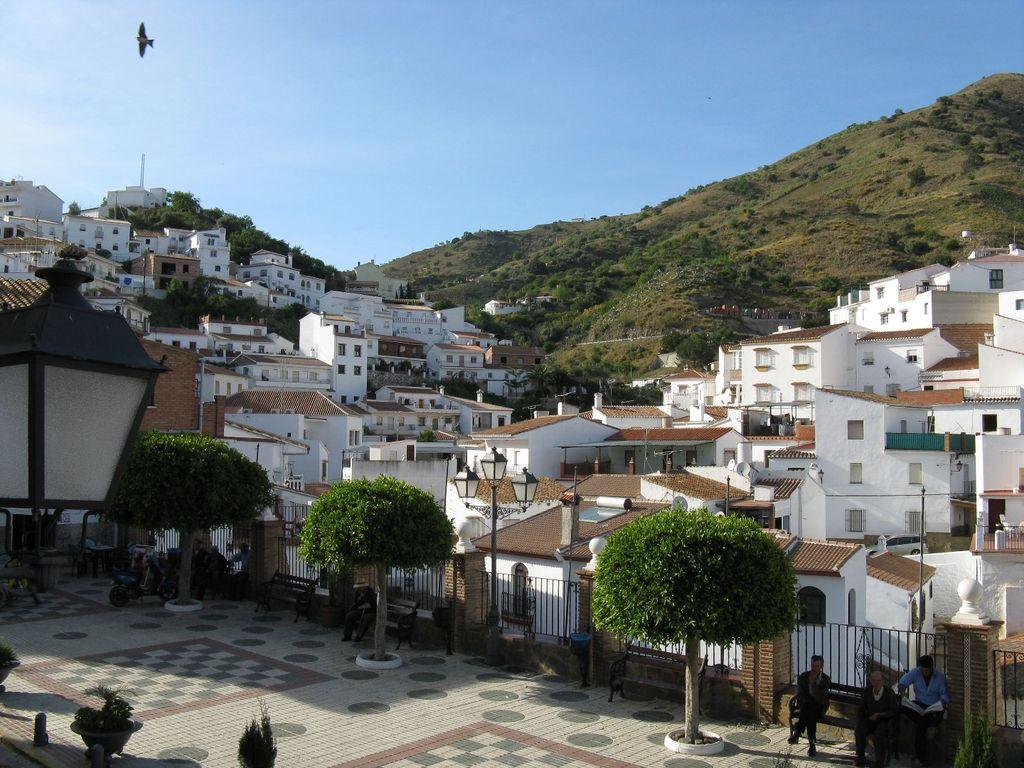 Casa Carril - appartement Andalusië El Borge