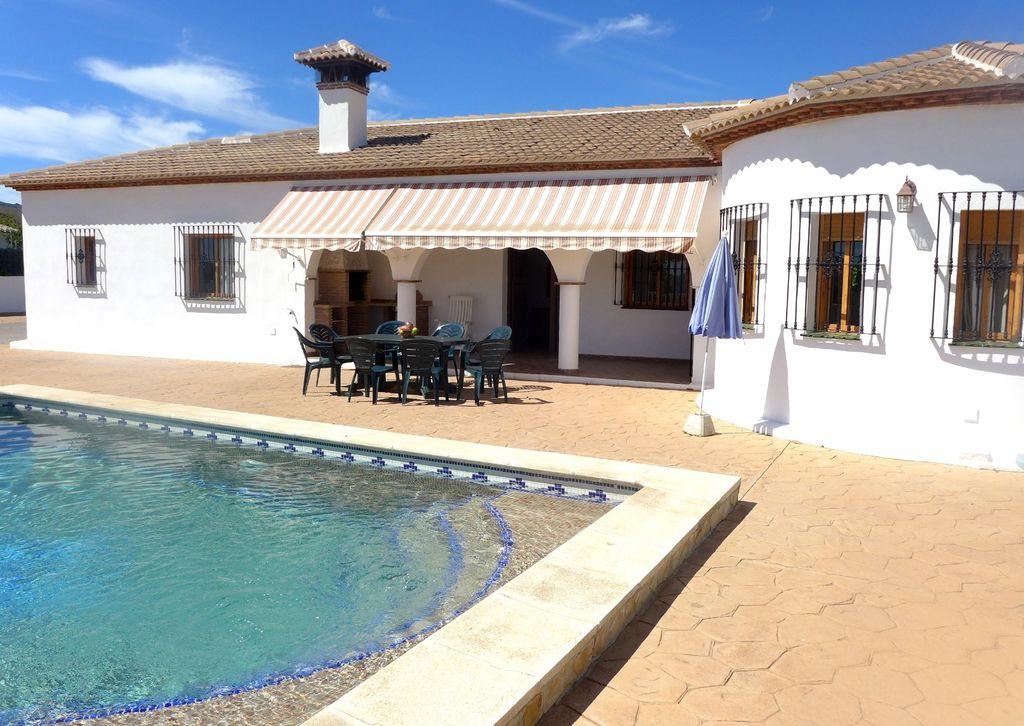 Casa Los Arcos - Villa Andalusië Almachar