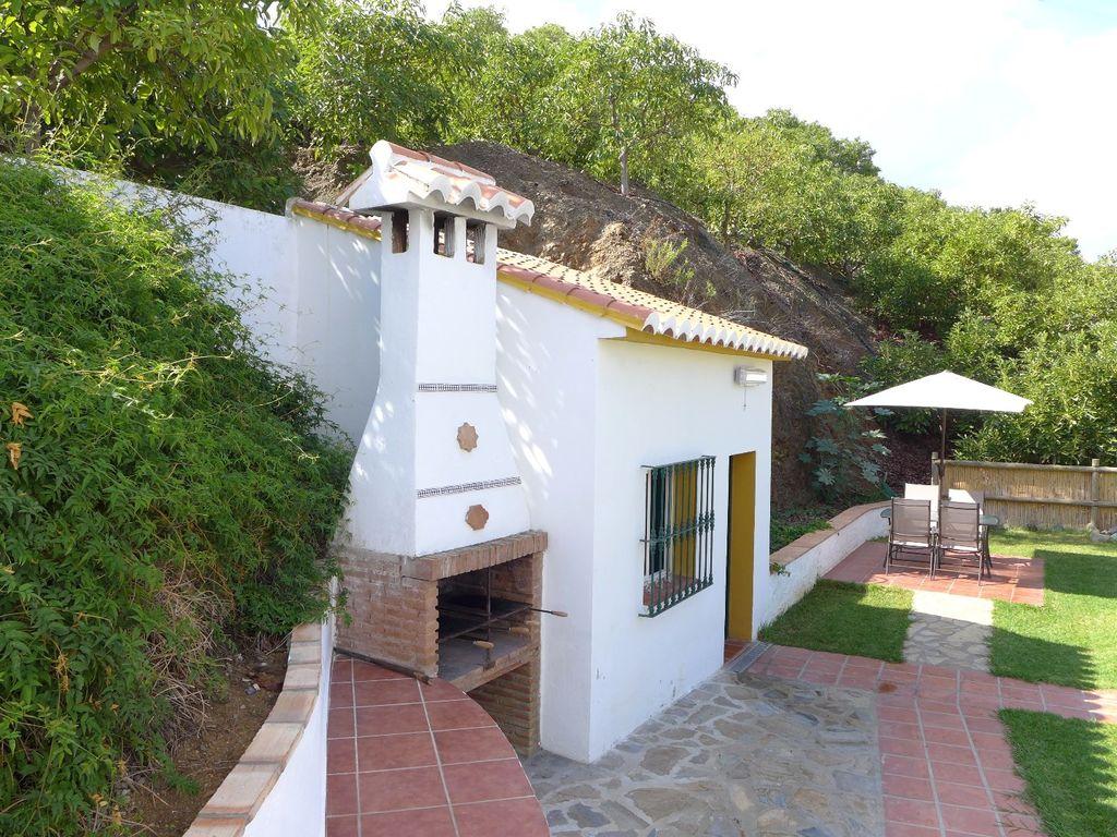 Villa Casa Paloma - Villa Andalusië Almachar