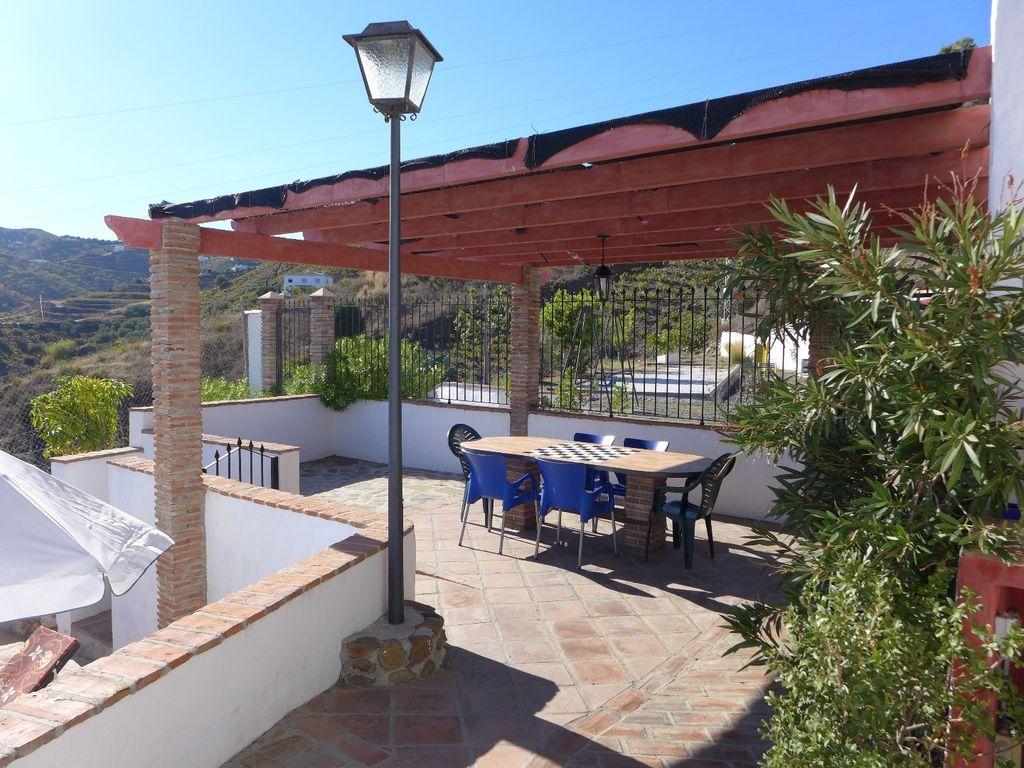 Cortijo de Pepe - Vakantiehuis Andalusië Almachar
