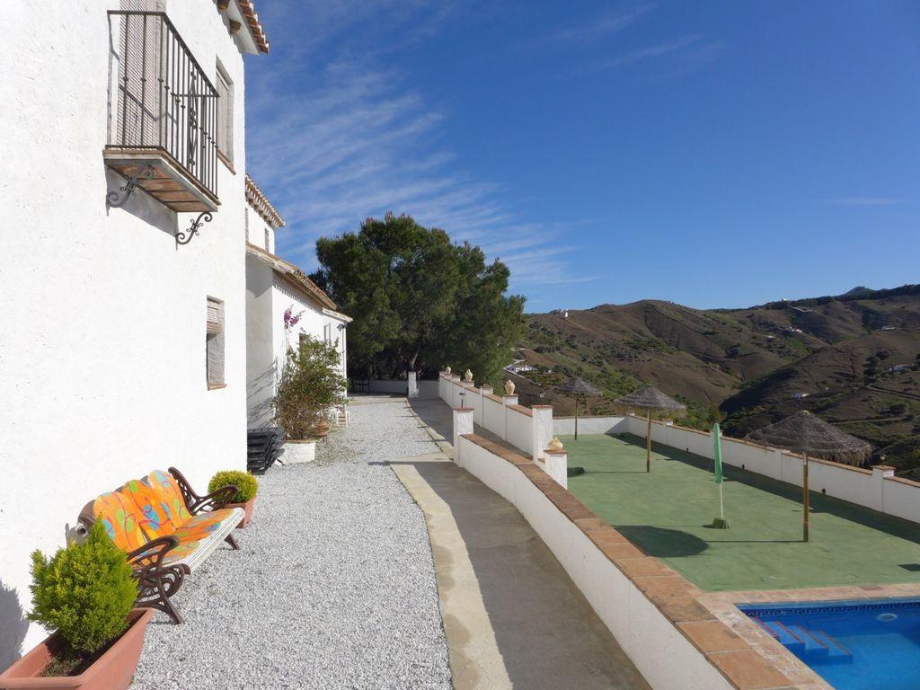 Finca Maria - 4 vakantiehuizen Andalusië El Borge