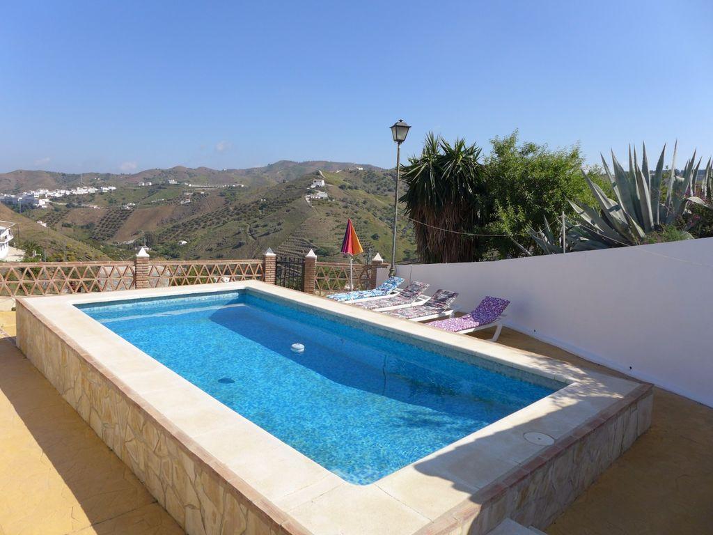Casa Los Almendros - Vakantiehuis Andalusië El Borge