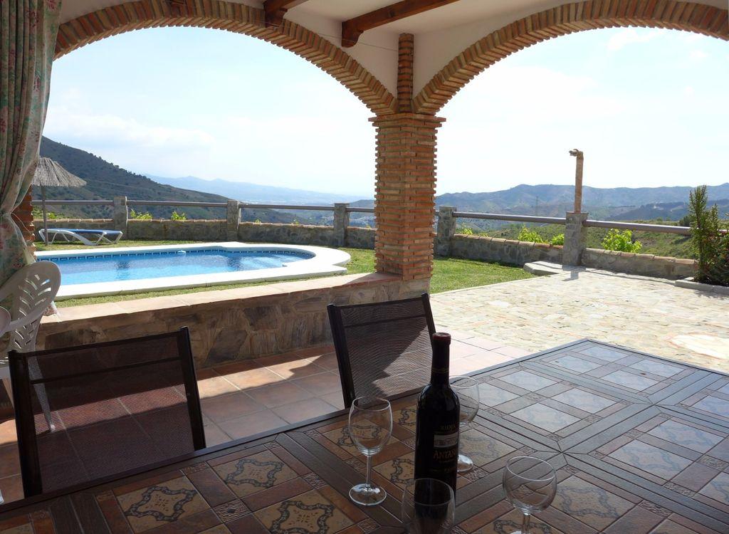 Casa El Casaron - Vakantiehuis Andalusië El Borge