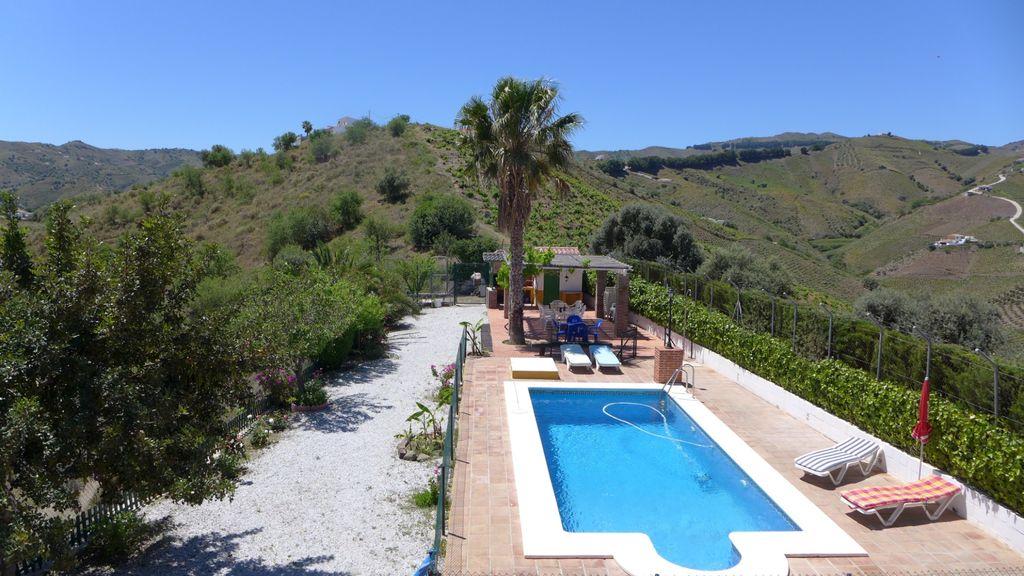 Casana - Vakantiehuis Andalusië Almachar