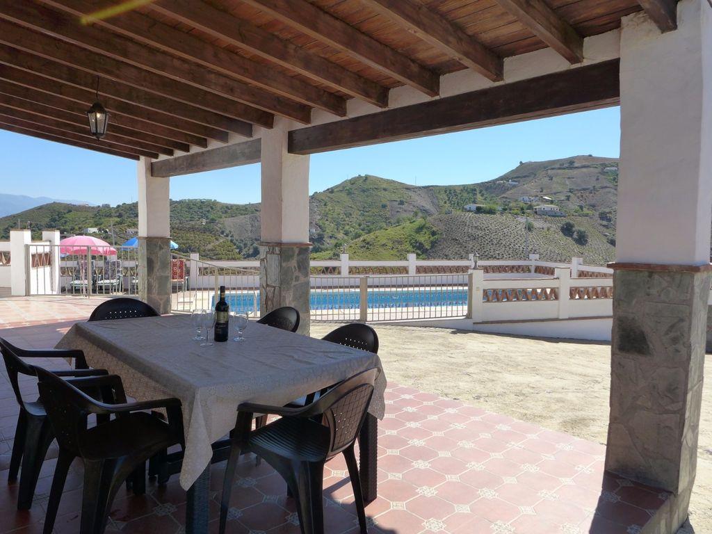 Casa Herrero - Vakantiehuis Andalusië Almachar