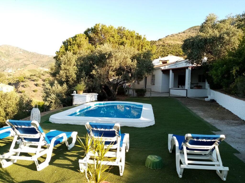 Casa Los Olivos - Vakantiehuis Andalusië El Borge