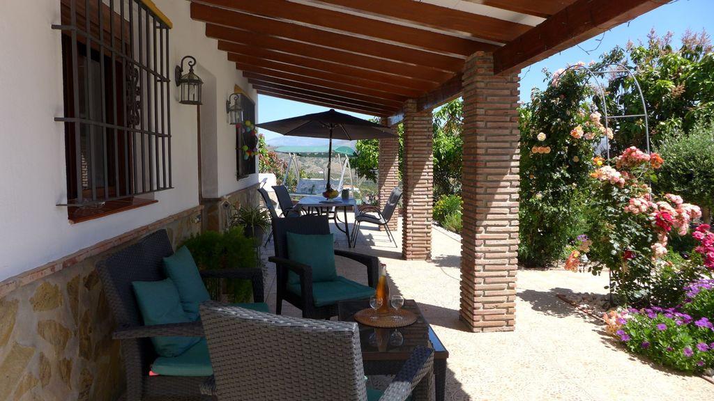 Casa Belen - Vakantiehuis Andalusië Benamocarra