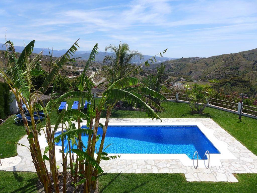 Casa El Caracol - Villa Zuid Spanje Almachar