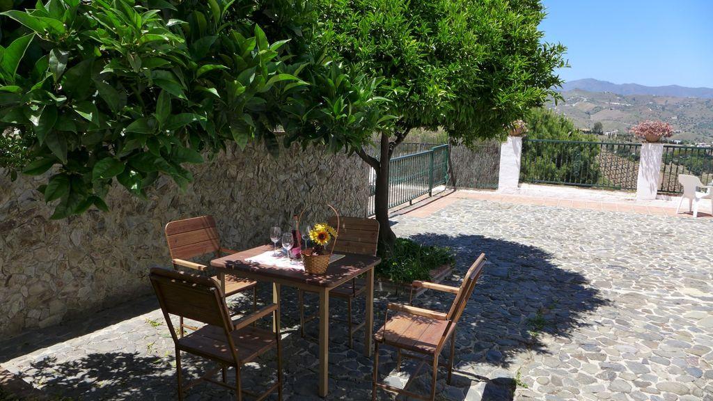Casa Enrique Iznate - Vakantiehuis Andalusië Iznate