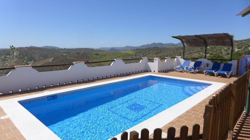 Casa La Mina Vakantiehuis Andalusië Periana