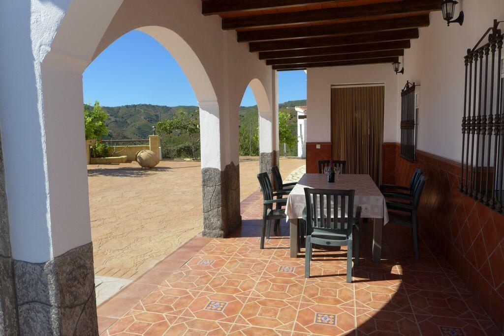 Casa Los Pizarrones - Vakantiehuis Andalusië Almachar