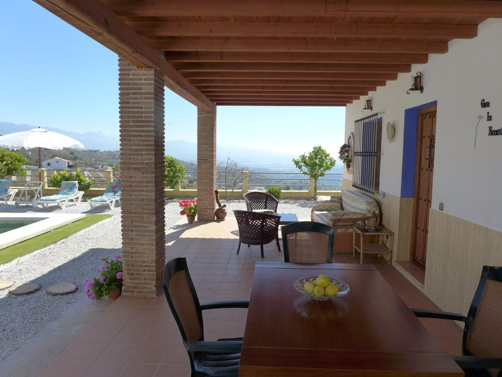 Casa La Escondida - Villa Andalusië Almachar