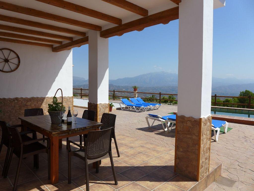 Casa Cristina - Vakantiehuis Andalusië Almachar