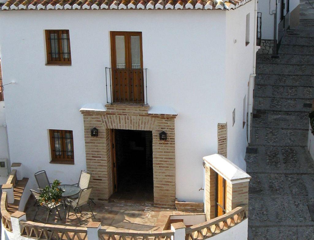 Casa El Porton - Dorpshuisje Andalusië El Borge