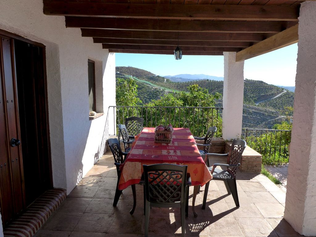 Casa Enrique Benamargosa - Vakantiehuis Andalusië