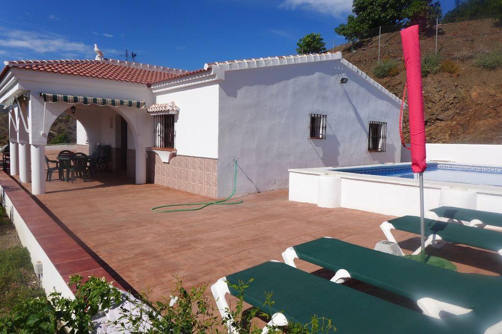 Casa Limon - Vakantiehuis Andalusië Almachar