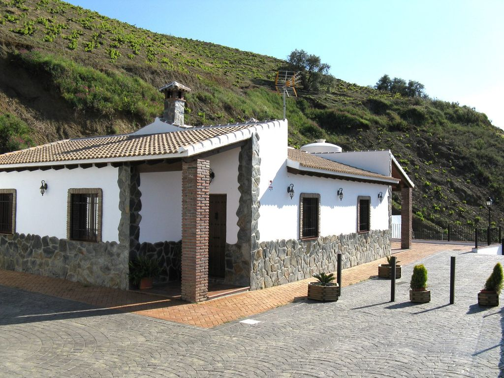Rincon de Lopez - Vakantiehuis Andalusië Almachar