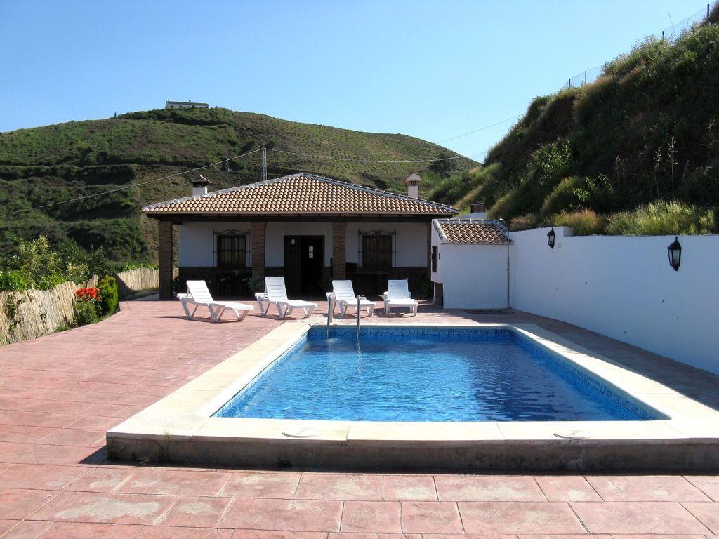 Lagar de Lopez - Vakantiehuis Andalusië Almachar