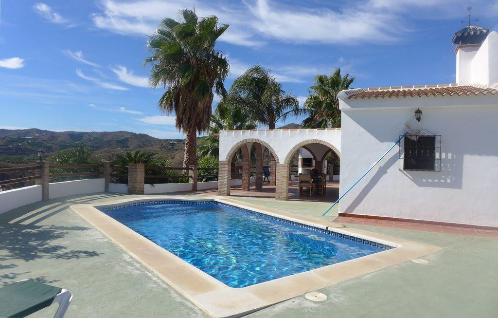 Casa Las Palmeras - Vakantiehuis Andalusië Almachar