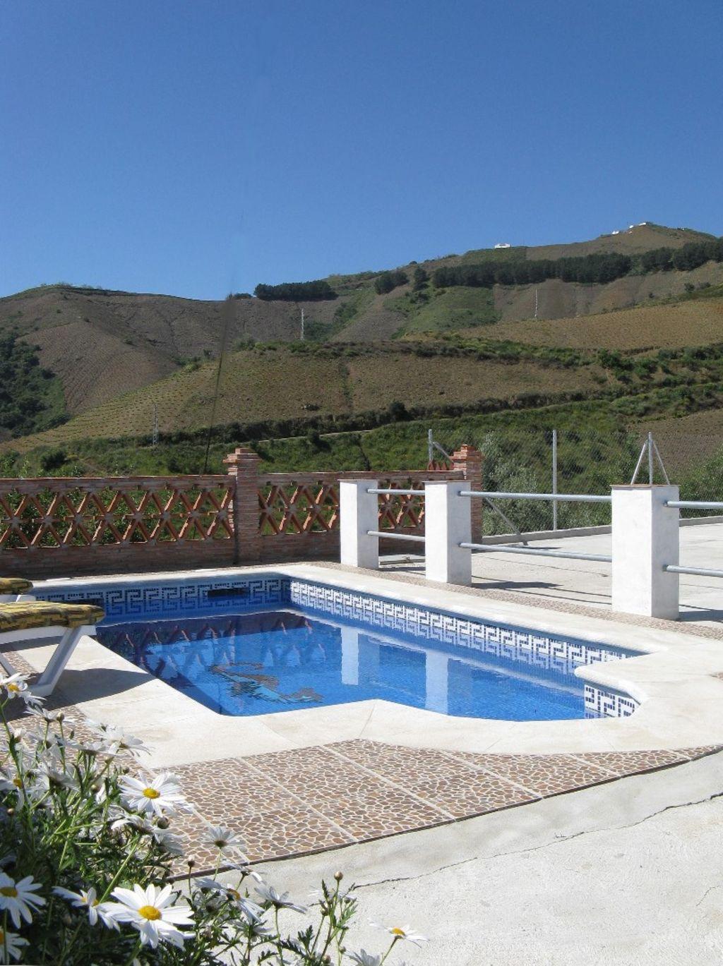 Casa Villanueva - Vakantiehuisje Andalusië Almachar