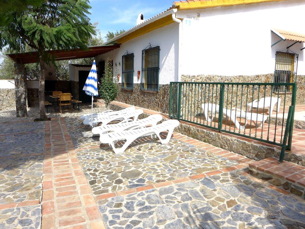 Casa Ana Mari - Vakantiehuis Andalusië Iznate