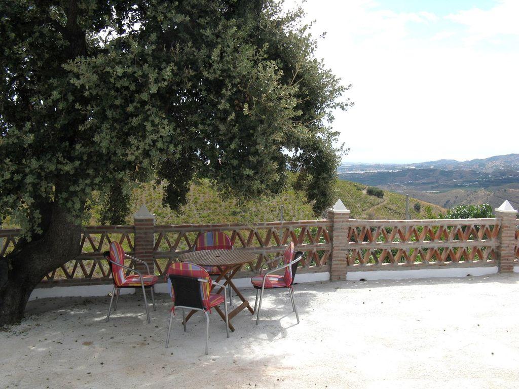 Casa Los Romeros - Vakantiehuisje Andalusië Almachar