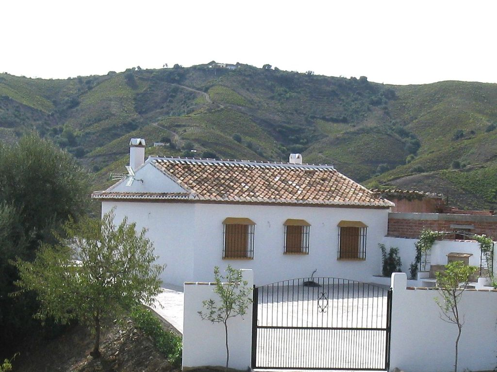 Casa Ramirez - Vakantiehuisje Andalusië Almachar