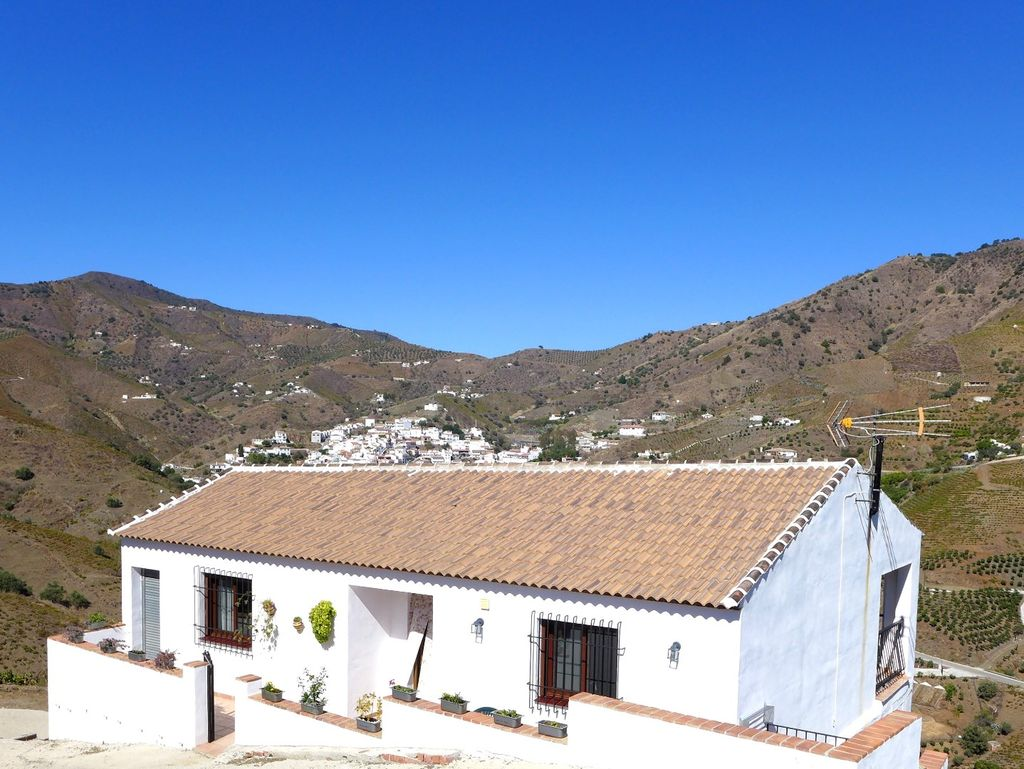 Casa Arroyo de la Palma - Vakantiehuisje Andalusië Almachar