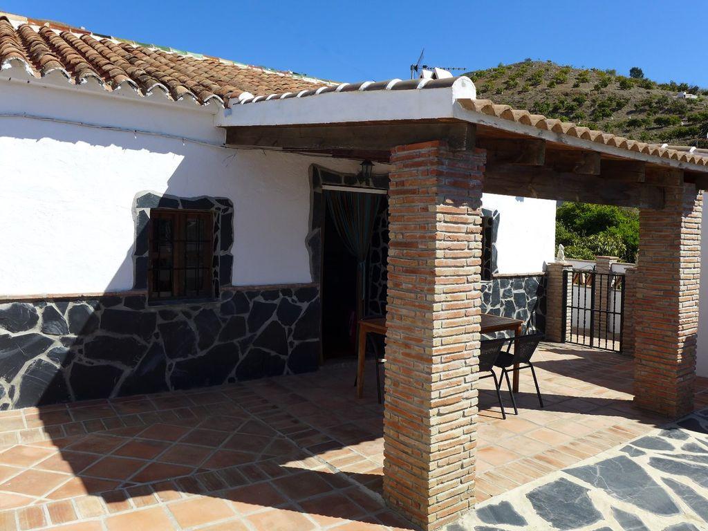 Casa La Huerta - Vakantiehuisje Andalusië El Borge