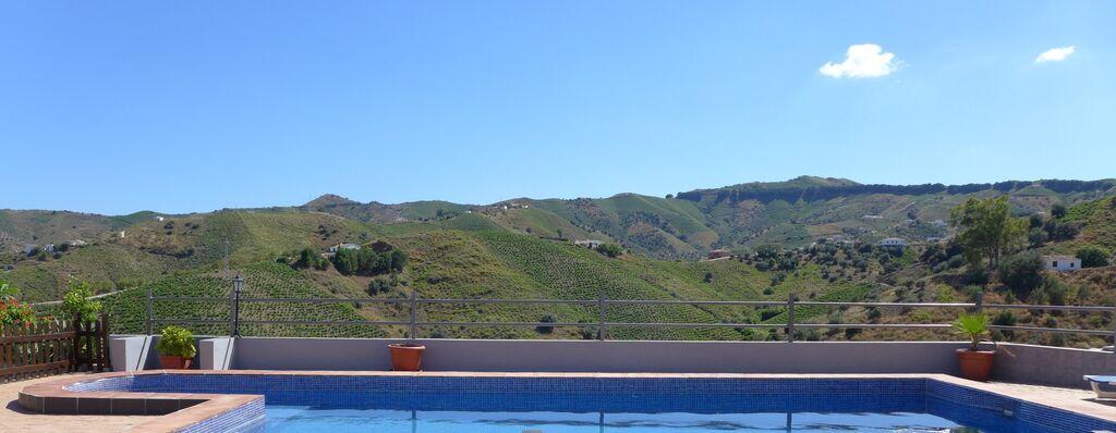 Casa La Mena - Vakantiehuis Andalusië Almachar