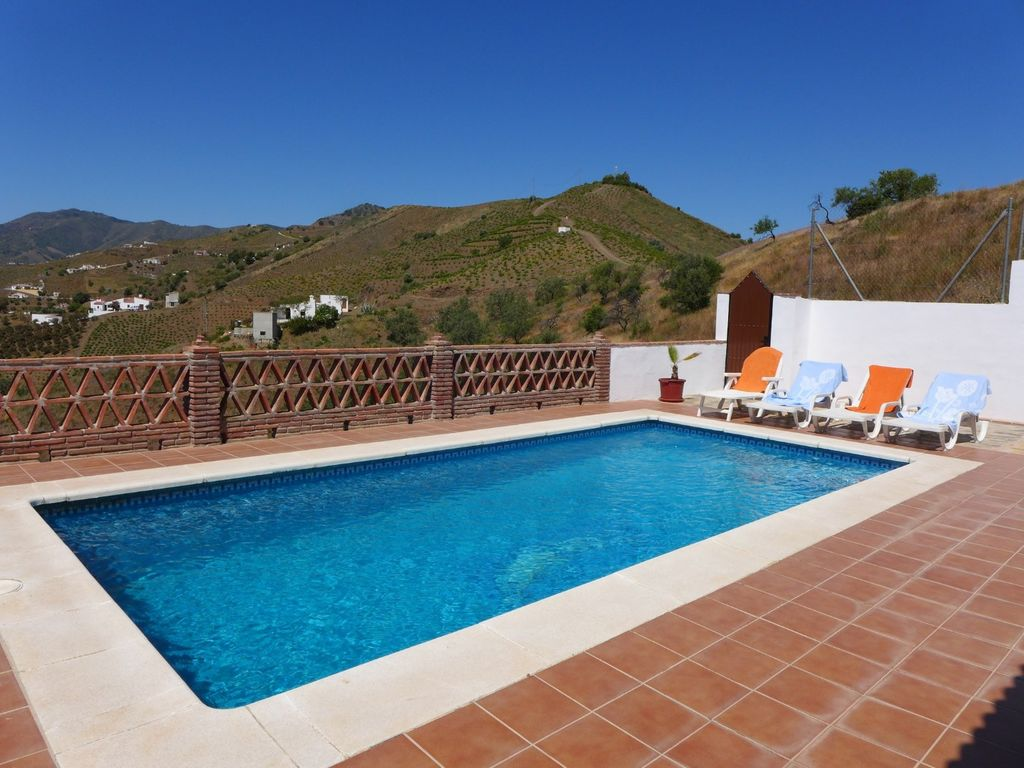 Casa Alegria - Villa Andalusië Almachar