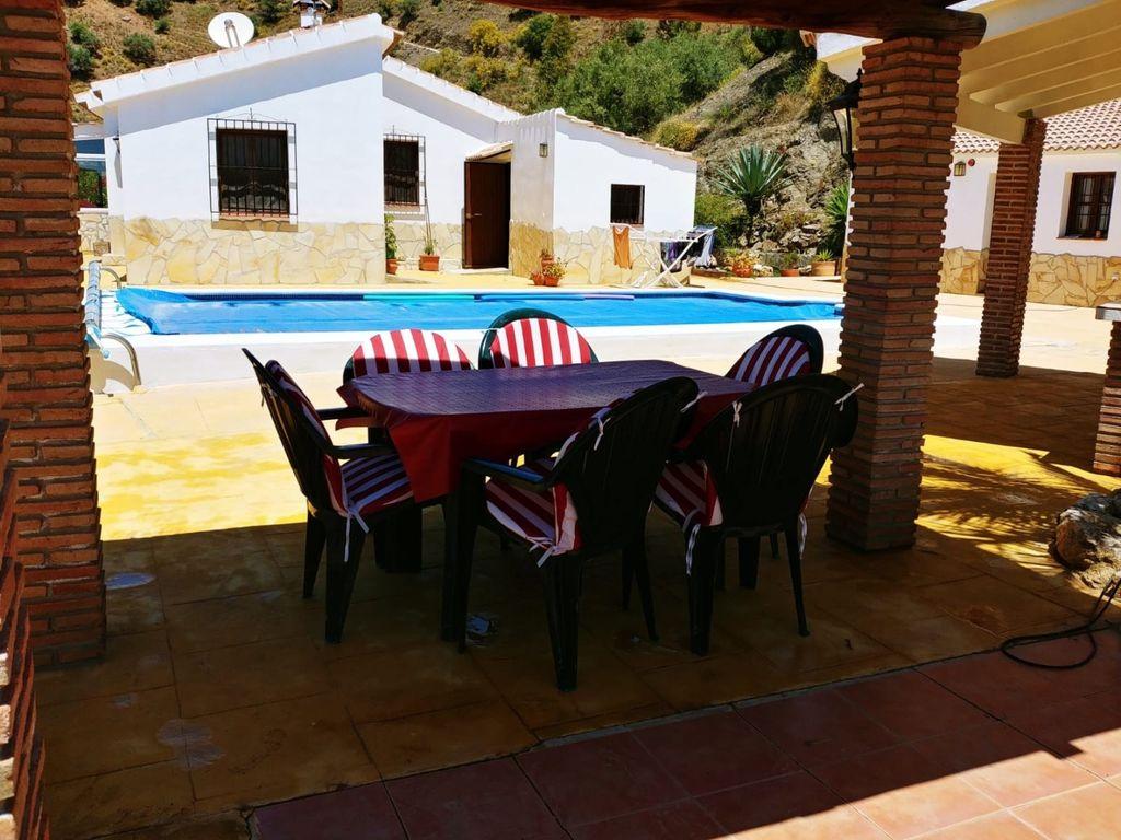 Casa Knela - Villa Andalusië El Borge