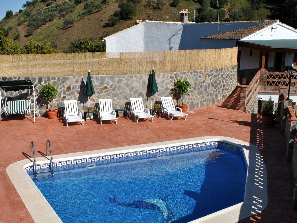 Villa Celina - Villa Andalusië Almachar