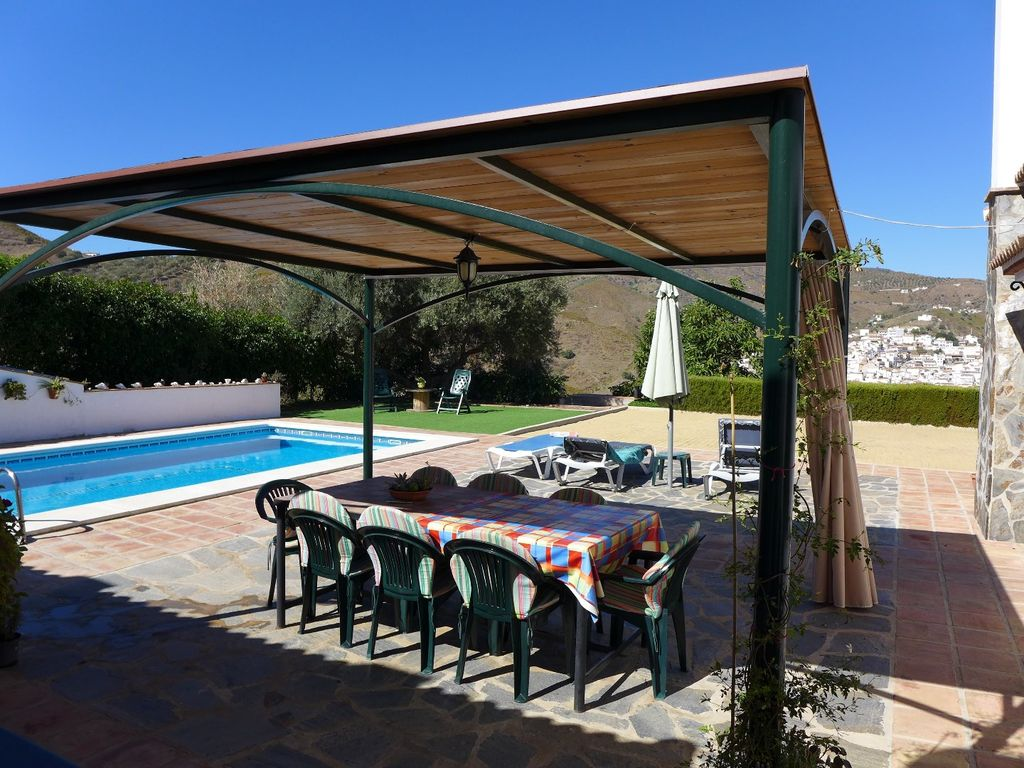 Casa Olivo Grande - Vakantiehuis Andalusië El Borge Almachar