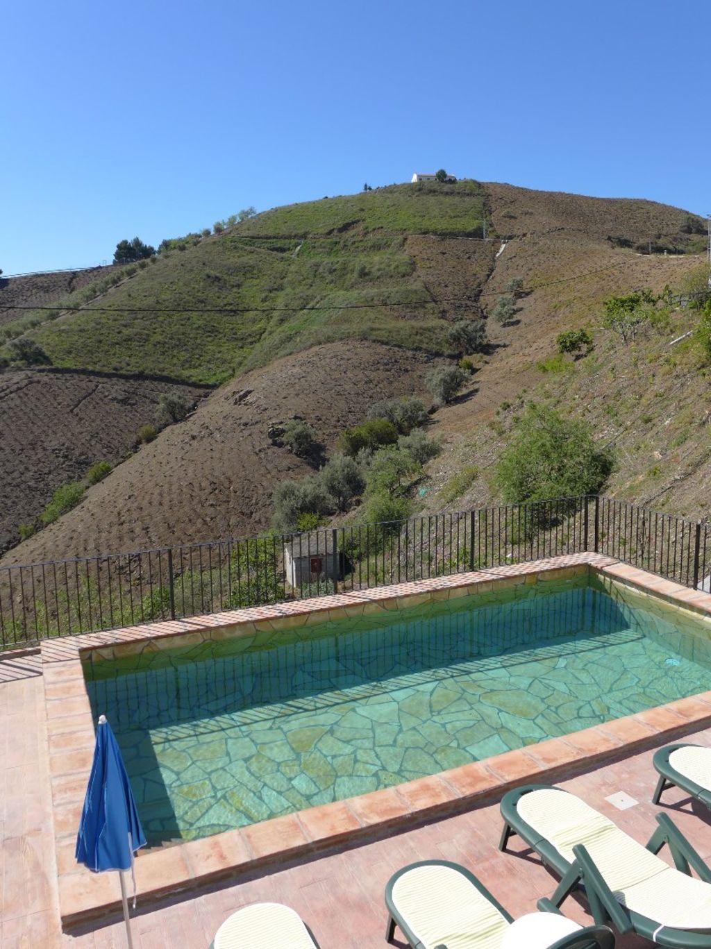 Casa Los Rosales - Villa Andalusië Almachar