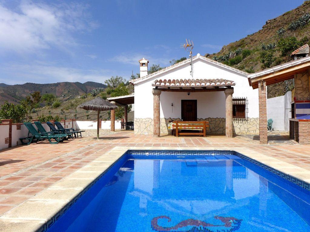 Villa El Cerro  - Villa Andalusië El Borge