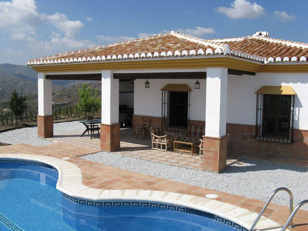 Villa Buena Vista - Villa Andalusië Almachar