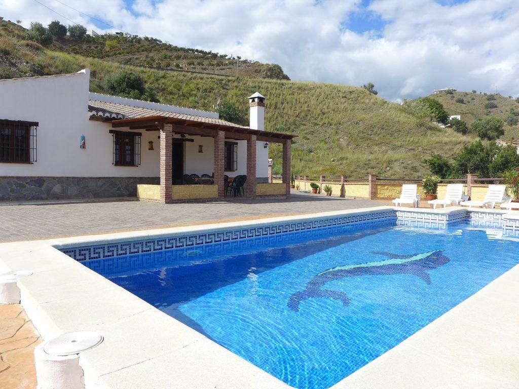 Casa Maria y Ana - Villa Andalusië Almachar