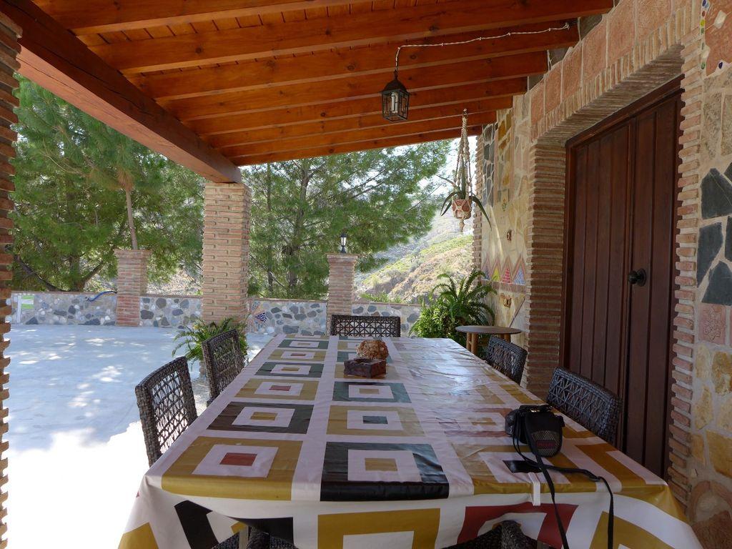 Casa Peña Gorda - Villa Andalusië El Borge