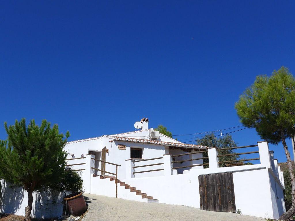 Villa Vista a Iznate - Villa Andalusië Iznate
