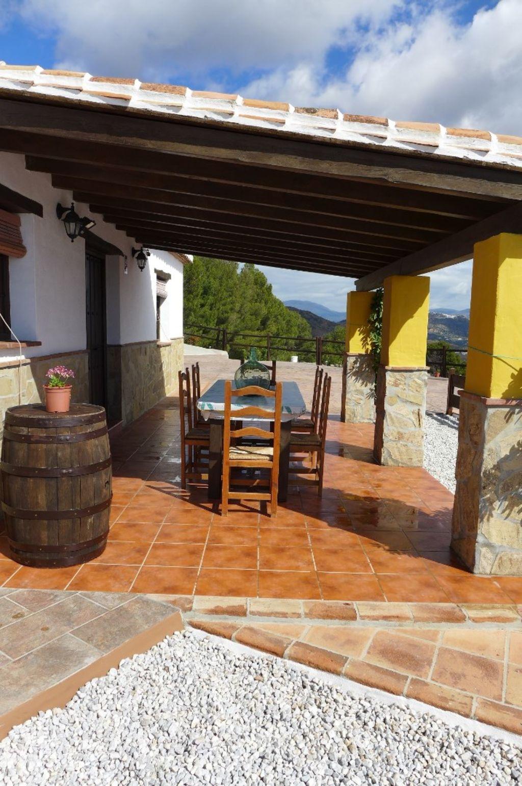 Casa Veronica - Villa Andalusië Almachar